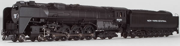 Consignment 540 - Broadway Limited USA Steam Locomotive S1B 4-8-4 6001 Niagara of the NYC