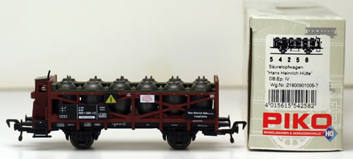 Consignment 54258 - Piko 54258 Acid Transport Wagon of the DB
