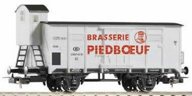 Consignment 54721 - Piko 54721 Boxcar Brasserie Piedboeuf