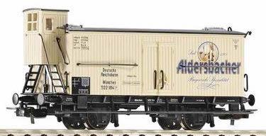 Consignment 54882 - Piko 54882 Beer Car Aldersbacher Bier