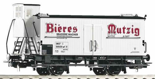 Consignment 54941 - Piko 54941 Beer Car Mutzig
