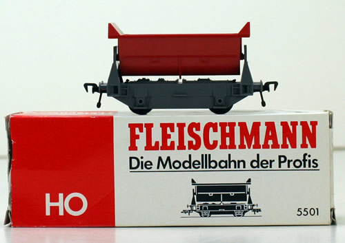 Consignment 5501 - Fleischmann 5501 Tipping Wagon of the DB