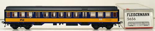 Consignment 5656 - Fleischmann 5656 2nd Class Express Coach of the NS