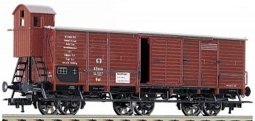Consignment 5885 - Fleischmann 5885 Boxcar with Brakemans Cab