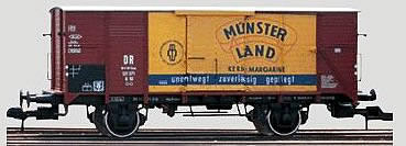 Consignment 58957 - Marklin 58957 MUNSTERLAND BOXCAR DB