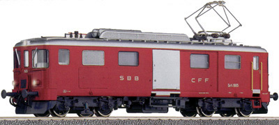 Consignment 63534 - Roco 63534 Swiss Electric De 4/4 1665 of the SBB