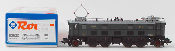 Consignment 63620 - Roco 63620 German Electric Locomotive E-16 of the DRG