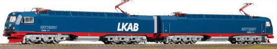 Consignment 63750 - Roco 63750 Swedish Double Electric Ore Train Locomotive of the SJ