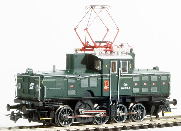 Consignment 63832 - Roco 63832 Electric Locomotive Rh 1161 of the OBB