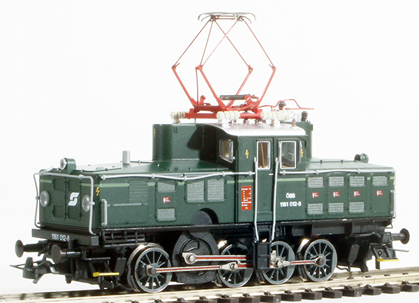 Consignment 63832 - Roco 63832 Electric Locomotive Rh 1161 of the OBB