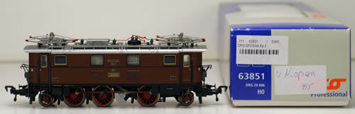 Consignment 63851 - Roco 63851 Electric Locomotive of the DRG