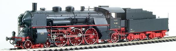 Consignment 69361 - Roco 69361 Fast Train Steam Locomotive 184