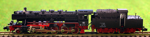 Consignment 7175 - Fleischmann 7175 Heavy 2-10-0 Freight Locomotive