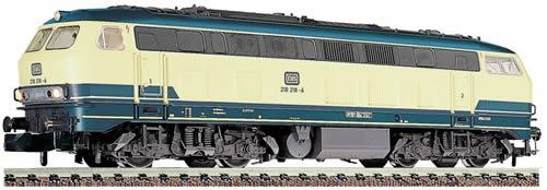 Consignment 723603 - Fleischmann 723603 Diesel Locomotive BR 218 w/interface
