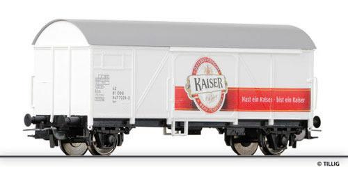 Consignment 76527 - Tillig 76527 Kaiser Beer Car