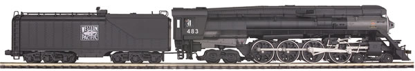 Consignment 80-3120-1 - MTH USA Steam Locomotive 4-8-4 483 GS 64 of the Western Pacific