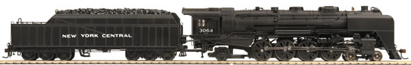 Consignment 80-3125-1 - MTH USA Steam Locomotive 4-8-2 L-3C of the New York Central