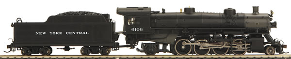 Consignment 80-3139-1 - MTH USA Steam Locomotive 2-8-2 6106 USRA Light Mikado of the New York Central