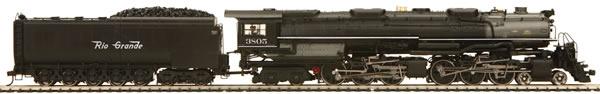 Consignment 80-3158-1 - MTH USA Steam Locomotive 4-6-6-4 Challenger of the Denver Rio Grande