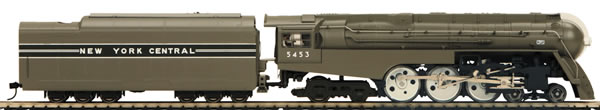 Consignment 80-3164-1 - MTH USA Steam Locomotive 4-6-4 5453 Dreyfuss of the New York Central