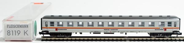 Consignment 8119 - Fleischmann 8119 Passenger Coach