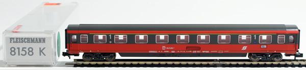Consignment 8158 - Fleischmann 8158 1st Class Passenger Coach