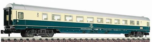 Consignment 8194 - Fleischmann 8194 IC/EC open-plan coach 2nd class