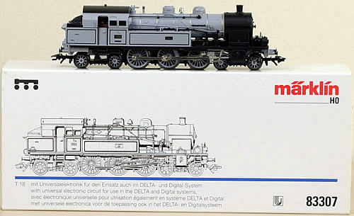 Consignment 83307 marklin 83307 german t18 express locomotive delta