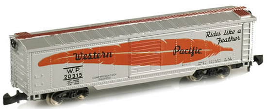 Consignment 8671 - Marklin 8671 - Box Car of the Western Pacific