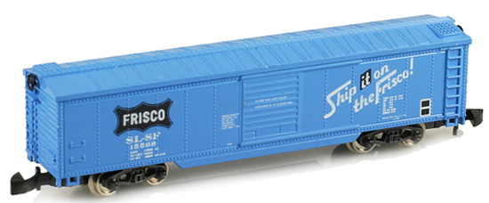 Consignment 8672 - Marklin 8672 - Box Car of the FRISCO