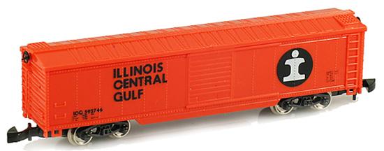 Consignment 8681 - Marklin 8681 - Box Car of the Illinois Central Gulf