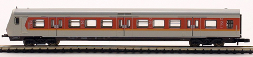 Consignment 87991 - Marklin 87991 S Bahn Control Car 2nd Class