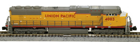 Consignment AZL6104 - AZL 6104 - USA Diesel Locomotive SD70M of the UP