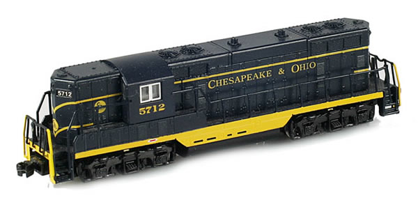 Consignment AZL6202 - AZL 6202 - USA Diesel Locomotive GP7 of the C&O