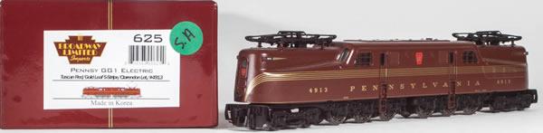 Consignment BLI625 - Broadway Limited 625 USA Electric Locomotive GG1 #4913 PENNSYLVANIA