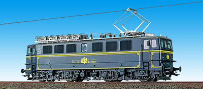 Consignment BR0207 - Brawa 0207 Electric Locomotive Orient Express Ae 477