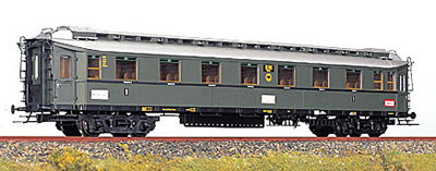 Consignment BR2440 - Brawa 2440 Personwagen eiserne Bauart of the DRG