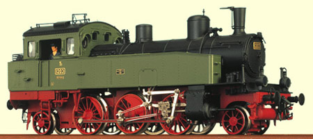 Consignment BR40002 - Brawa 40002 Steam Locomotive T5 1203