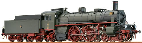 Consignment BR40272 - Brawa 40272 Steam Locomotive S9 KPEV