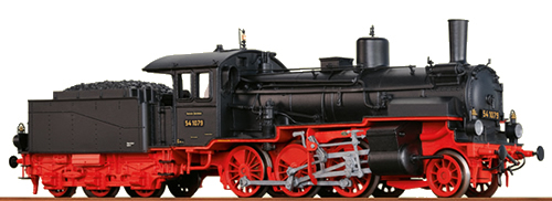 Consignment BR40456 - Brawa 40456 HO Steam Loco BR 54 DRG