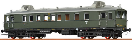Consignment BR44402 - Brawa 44402 German Diesel Railcar VT 762 of the DRG