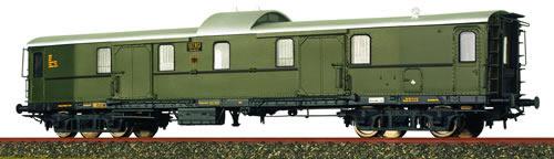 Consignment BR45400 - Brawa 45400 Luggage Car Pw4u 16 DRG