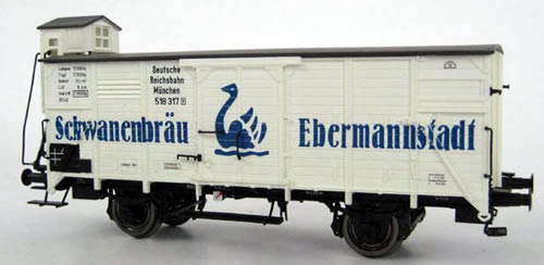 Consignment BR48235 - Brawa 48235 Brawa Schwanenbrau Beer Car