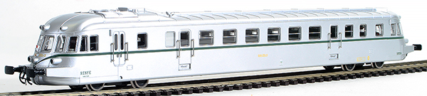 Consignment E2108 - Electrotren E2108 Spanish Diesel Railcar ABJ-7 of the RENFE