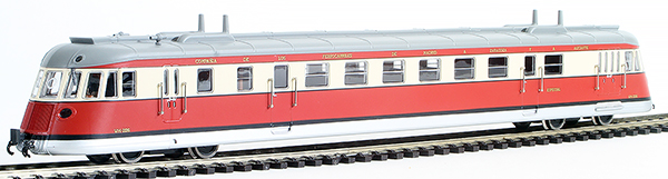 Consignment E2114 - Electrotren E2114 Spanish Diesel Railcar ABJ-1 of the MZA