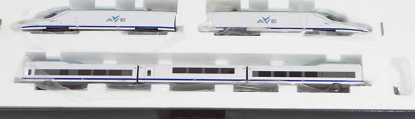 Consignment E3501 - Electrotren AVE Talgo 35 High Speed Train
