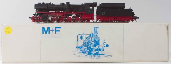 Consignment FA29S - M+F FA29S German Steam Locomotive BR 50 of the DB