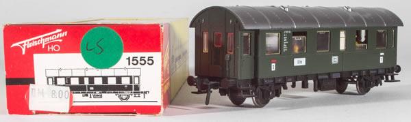 Consignment FL1555 - Fleischmann 1555 DB Coach