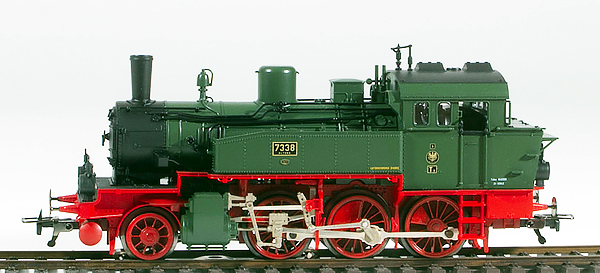 Consignment FL1825 - German Steam Loco Class T9 of the KPEV (AC Digital)