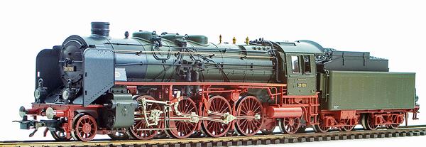 Consignment FL1827 -  Fleischman German Steam Loco Class BR 39 of the DRG (AC Digital)